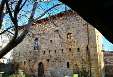 Posada Real Torre Berrueza - Espinosa De Los Monteros, Burgos