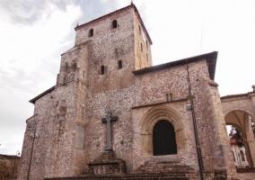 Basilica en llanes