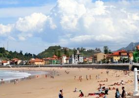 Playa increíble en el Edén de Ribadesella