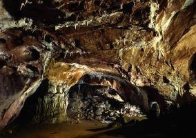 Cueva en Ribadesella
