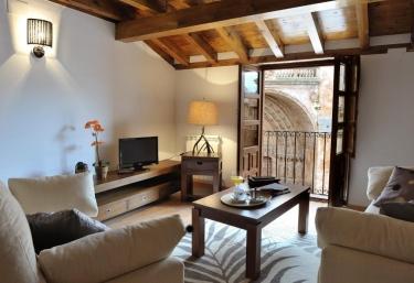 El Balcón de la Catedral - Burgo De Osma, Soria
