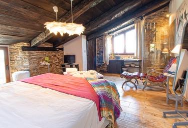 Lar de Vies- Suite El Cabozo - A Pontenova (Casco Urbano), Lugo