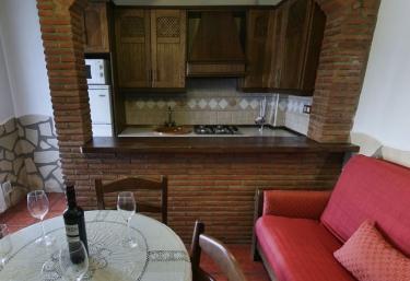 Alojamientos Macabes- Castaño - Mecina Bombaron, Granada