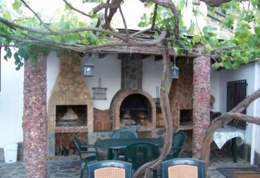 Alojamientos Macabes- Cerezo - Mecina Bombaron, Granada