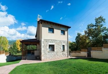 Casa Rural Los Robles II - Sotillo Del Rincón, Soria