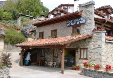 Las Rocas de Brez- Apartamento 1  - Brez, Cantabria
