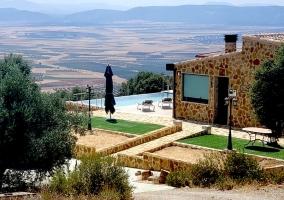 Casa rural La Atalaya