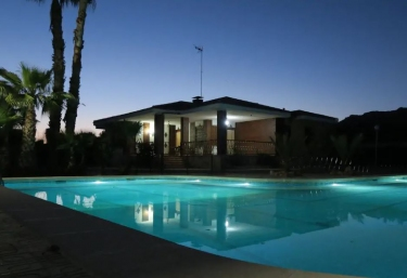 Villa Greñas - Aspe, Alicante