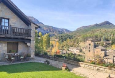 SPA Mirador de los Pirineos - Santa Cruz De La Seros, Huesca