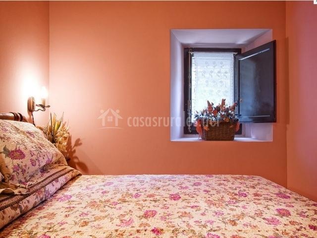 Habitación con ventanuco
