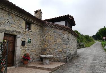Peña Sol A - Colombres, Asturias