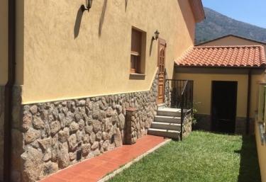 Casa Rural Las Mareas - Casas Del Monte, Cáceres