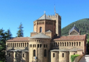 Monasterio de Santa María del Ripoll