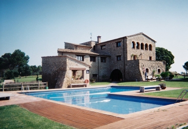 Mas Terrats - Pontos, Girona