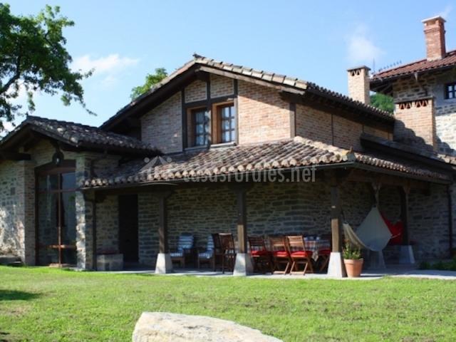 Casa rural garabilla en llanteno lava - Casas rurales de madera ...