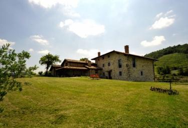Casa Rural Garabilla - Llanteno, Álava