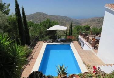 Casa Rey Rural Apartment - Competa, Málaga
