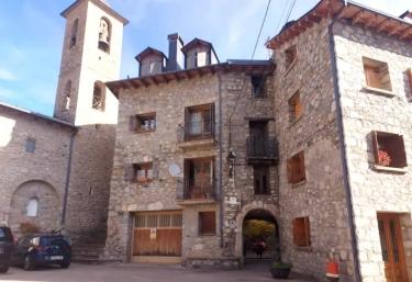 Casa de la Marmota - Eriste, Huesca