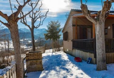Cerdanya Eco Resort - Bungalows - Prullans, Lleida