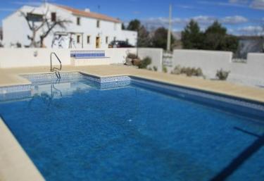 Cortijo Santiago Rural Retreat - Velez Rubio, Almería