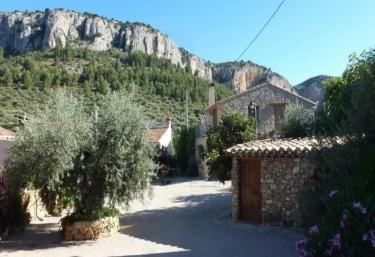 Casa Villar- Casa de los Abuelos - Benizar, Murcia