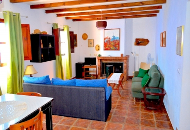 Casa del Bandolero - Juzcar, Málaga