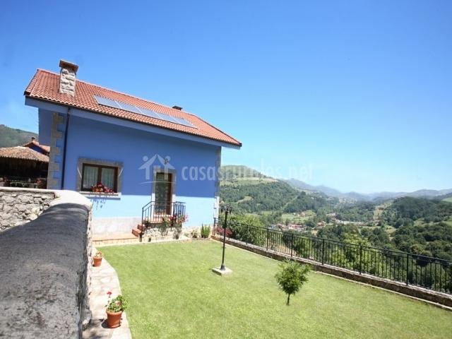 La jontina en narciandi asturias - Casa rural en rupit i pruit ...