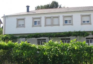 Pensión Portomiño - Portomarin (Casco Urbano), Lugo