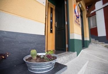 Hotel A. G. Porcillan - Ribadeo (Casco Urbano), Lugo