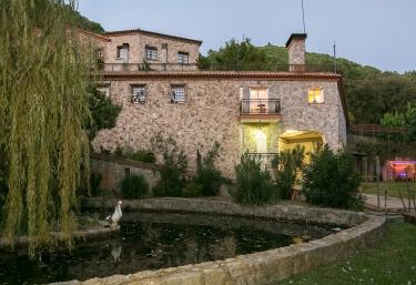 Casanova del Monjo - Arbucies, Girona