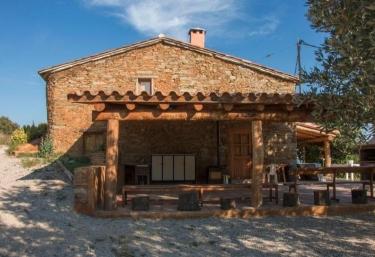 Casa Rural Can Pasqual - Fogars De Montclus, Barcelona