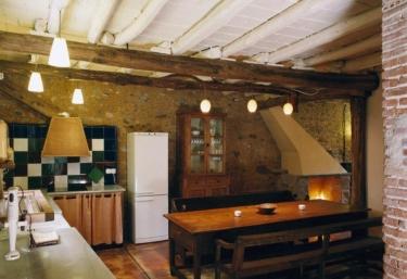 El Molí de Can Aulet - La Pallissa - Joanet, Girona