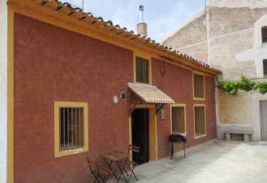 Casa Rural Revolcadores - Inazares, Murcia