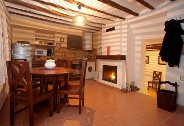 Casa Yebisah - Inazares, Murcia
