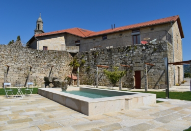 Casa Rectoral de San Eusebio - Coles (Capital), Orense