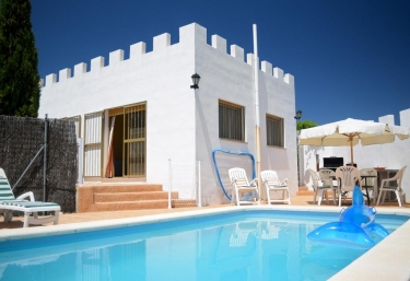 The Little Castle - El Perello, Tarragona