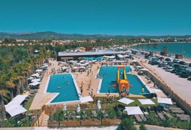 Camping Ampolla Playa - L' Ampolla, Tarragona