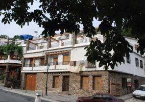 Alojamiento Rural La Ermita Bubión