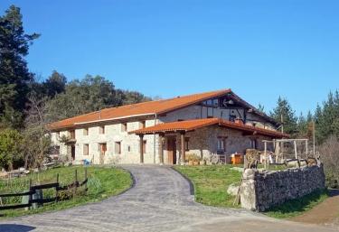 Ecocabaña en naturaleta - Ispaster, Vizcaya