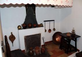 Casa Rural Valdearcos