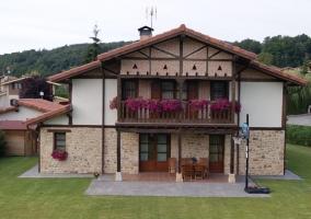 Casa Rural Bakubitxi