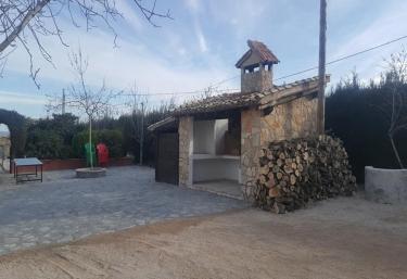 Finca El Álamo Blanco - La Iruela, Jaén