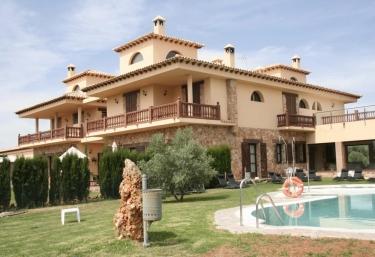 Rural Los Nogales - Pozo Alcon, Jaén