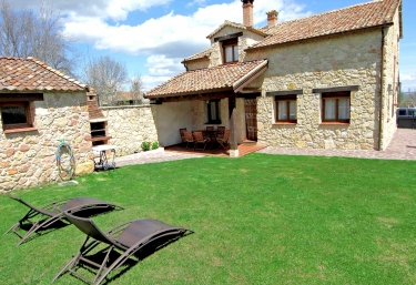 Casa las Pozas - Torre Val De San Pedro, Segovia