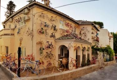 La Casa de las Bicicletas - Cazorla, Jaén