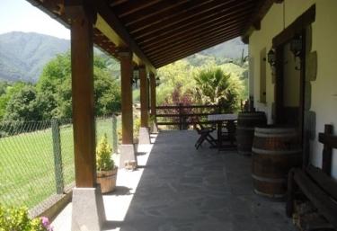 Casa Haize-Leku - Aranaz/arantza, Navarra