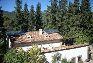 Casa rural El Cantalar - La Iruela, Jaén
