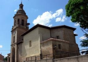 Iglesia de San Esteban, Tormantos