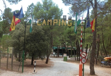 Bungalows Camping La Bolera - Pozo Alcon, Jaén