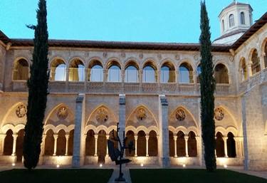 Castilla Termal Monasterio de Valbuena - San Bernardo, Valladolid
